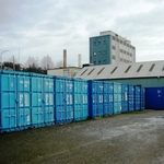 Storage Units located on Centre Park Road