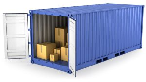 storage unit containers
